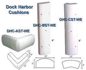 dock harbor cushions